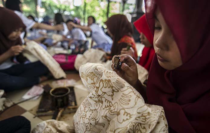 peluang usaha kursus batik