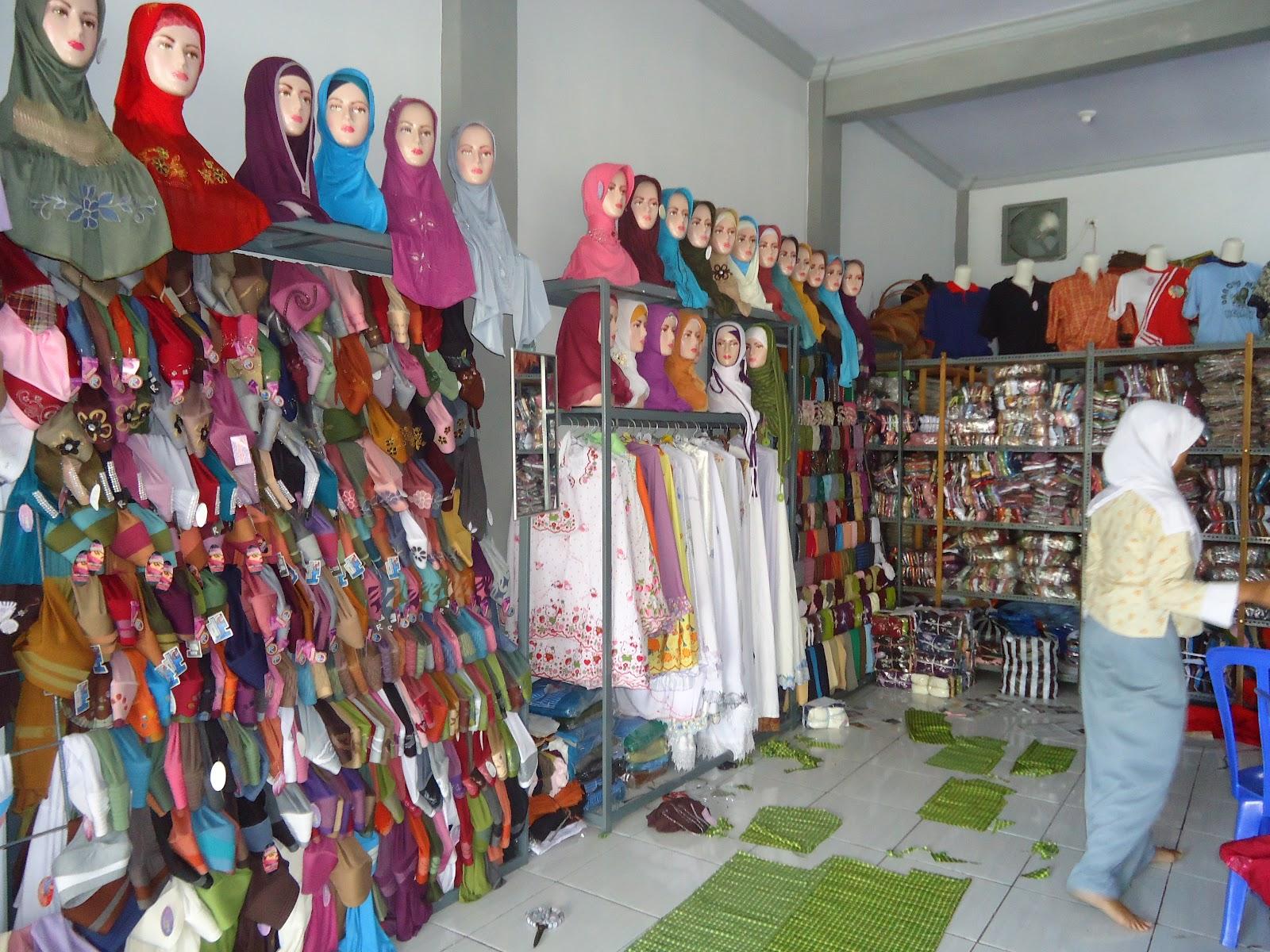 bisnis jilbab bikin sendiri