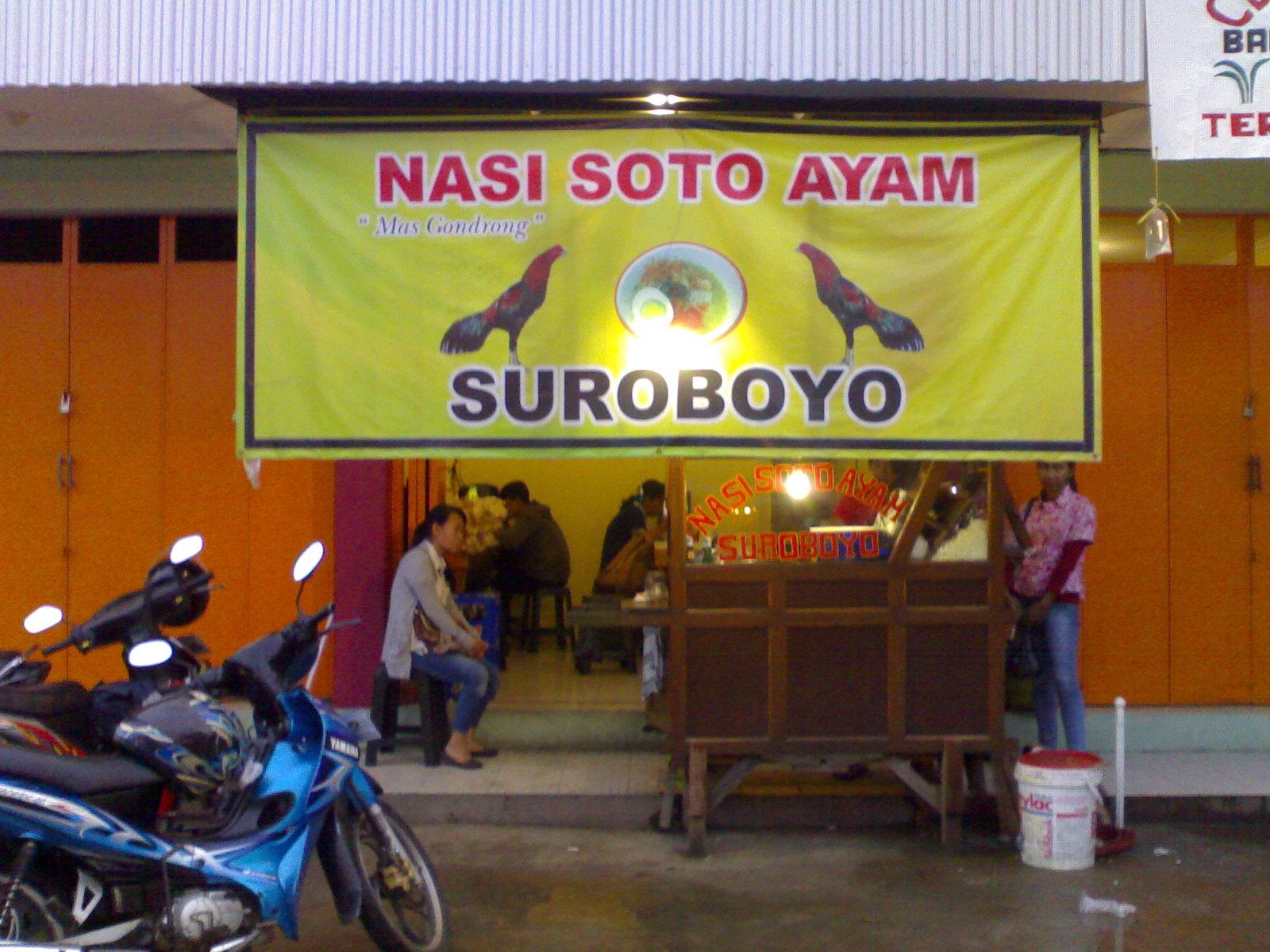 modal usaha soto surabaya