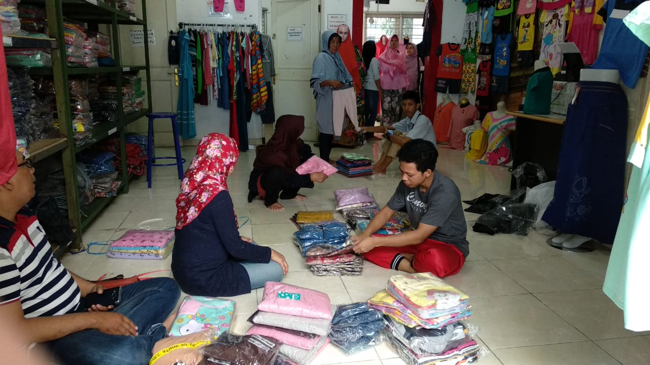 pusat baju murah surabaya