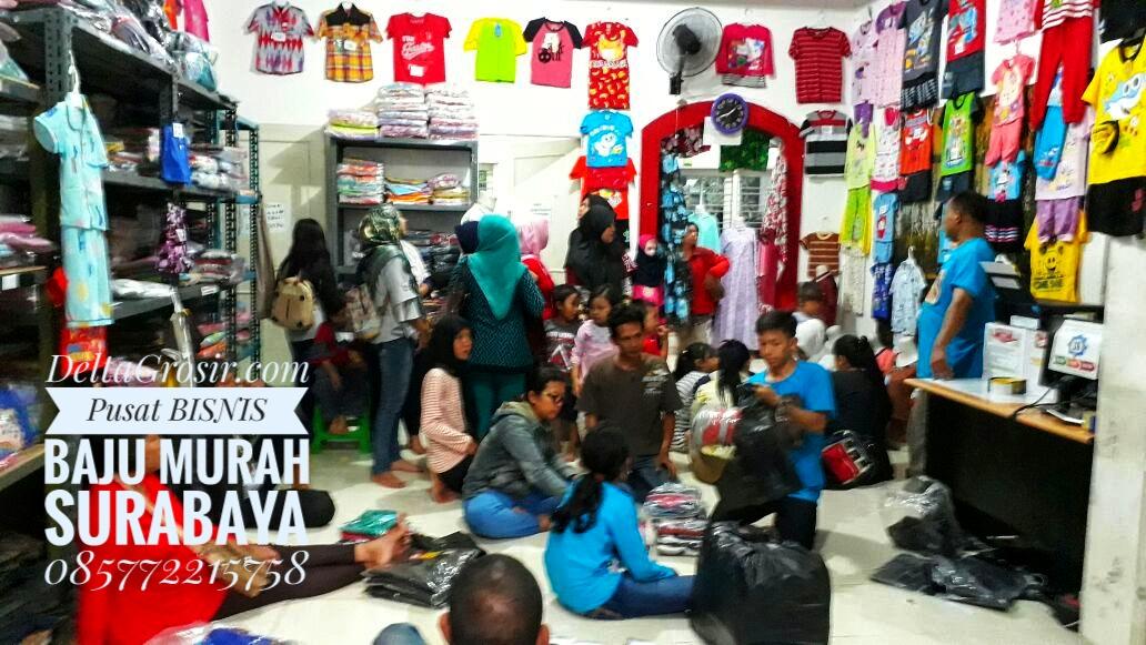 Kulakan Baju Surabaya, Peluang Usaha di Surabaya 2019