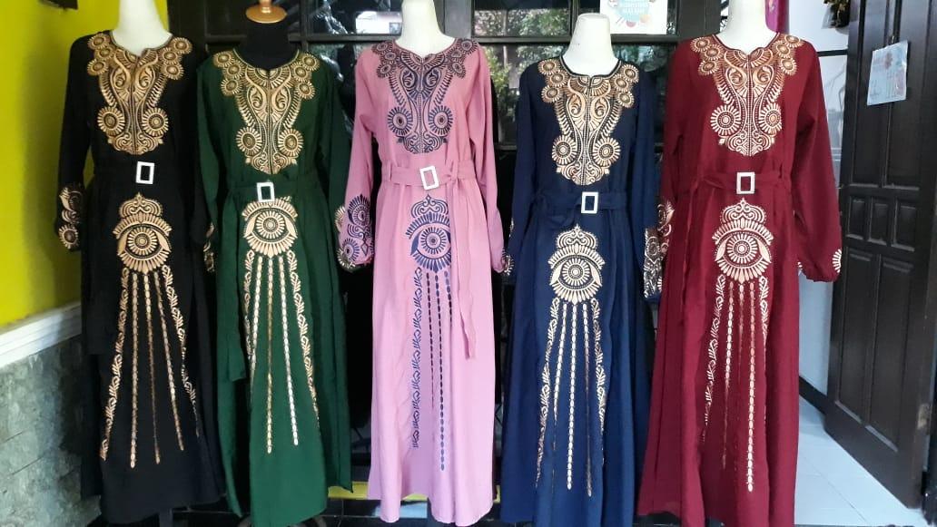 Distributor Gamis Abaya Termurah